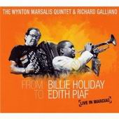 The Wynton Marsalis Quintet & Richard Galliano