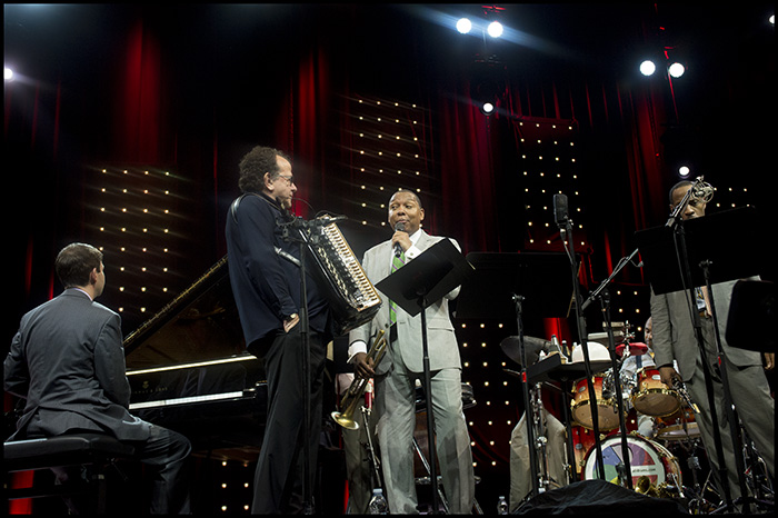 Wynton Marsalis, Richard Galliano