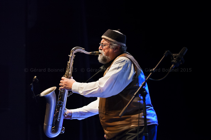 Joe Lovano Village Rhythms