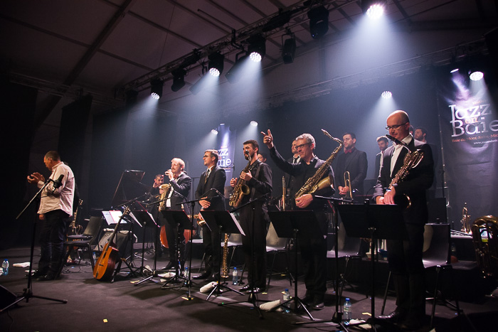 The Amazing Keystone Big Band feat Stochelo Rosenberg
