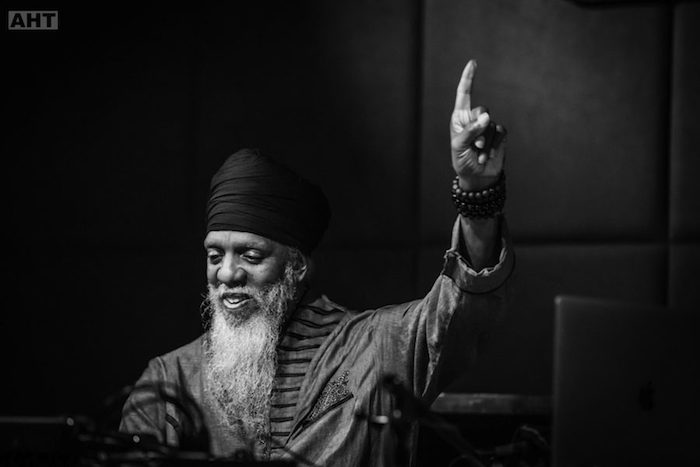 <p>75e anniversaire du Dr. Lonnie Smith au Jazz Standard de New York.</p>