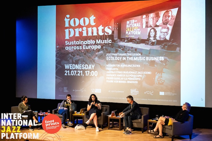 Łódź Intl Jazz Platform & Footprints 2021